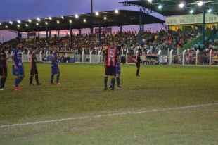 Ariquemes F.C foi muito abaixo do esperado no estadual 2017. (Foto: Glerison Souza Plantão Esportivo)