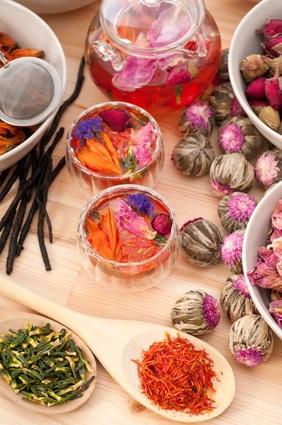 Tres plantas medicinales utilizadas en Fitoterapia China