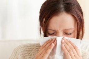 Tratamiento de la Rinitis Alérgica persistente en pacientes con insuficiencia de Qi