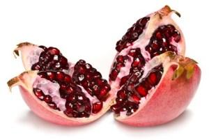 Jugo de Granada para el colesterol, perder peso, contra el cáncer, y más beneficios