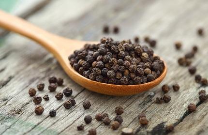 Beneficios de la Pimienta negra para Adelgazar