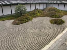 Imágenes de jardines zen