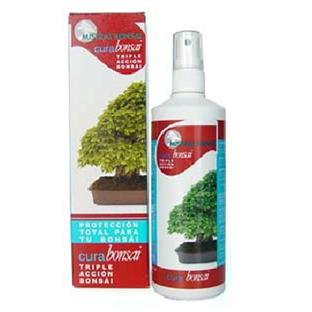 Insecticida para bonsais