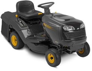 Tractores para las tareas del jardín