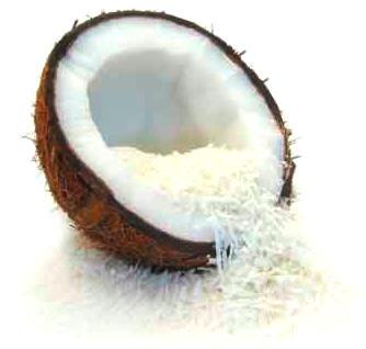 Haz pequeños tiestos con cocos