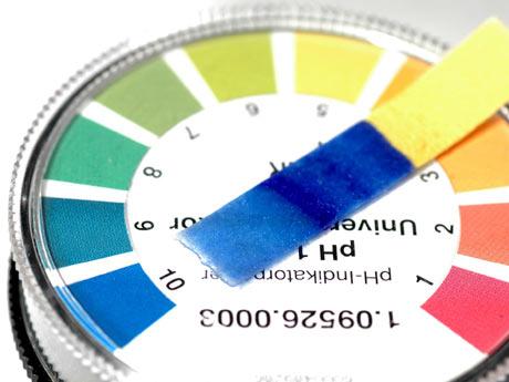 Saber el pH del suelo