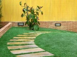 Crear un camino en tu jardín