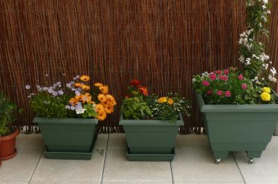 Combinar jardineras