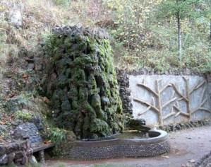 Los jardines de Artigues en La Pobla de Lillet 2