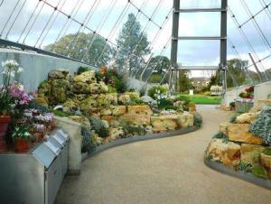 El invernadero alpino de Kew (Londres) 3