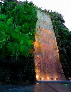 El jardín vertical más grande del mundo 3