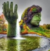 El Jardín Botánico de Atlanta