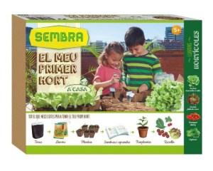 cultivo para niños