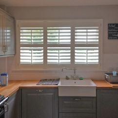 Kitchen Window Shutters Metal Table For Interior Plantation By Ltd London