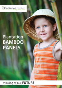 Bamboo Panels Brochure
