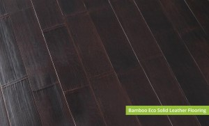 Plantation Bamboo Eco Solid Leather Flooring Product installed in a New Zealand house interior