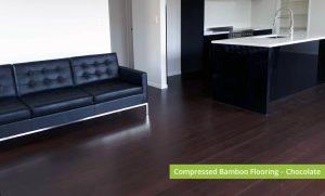 plantation bamboo flooring dark rich chocolate colour