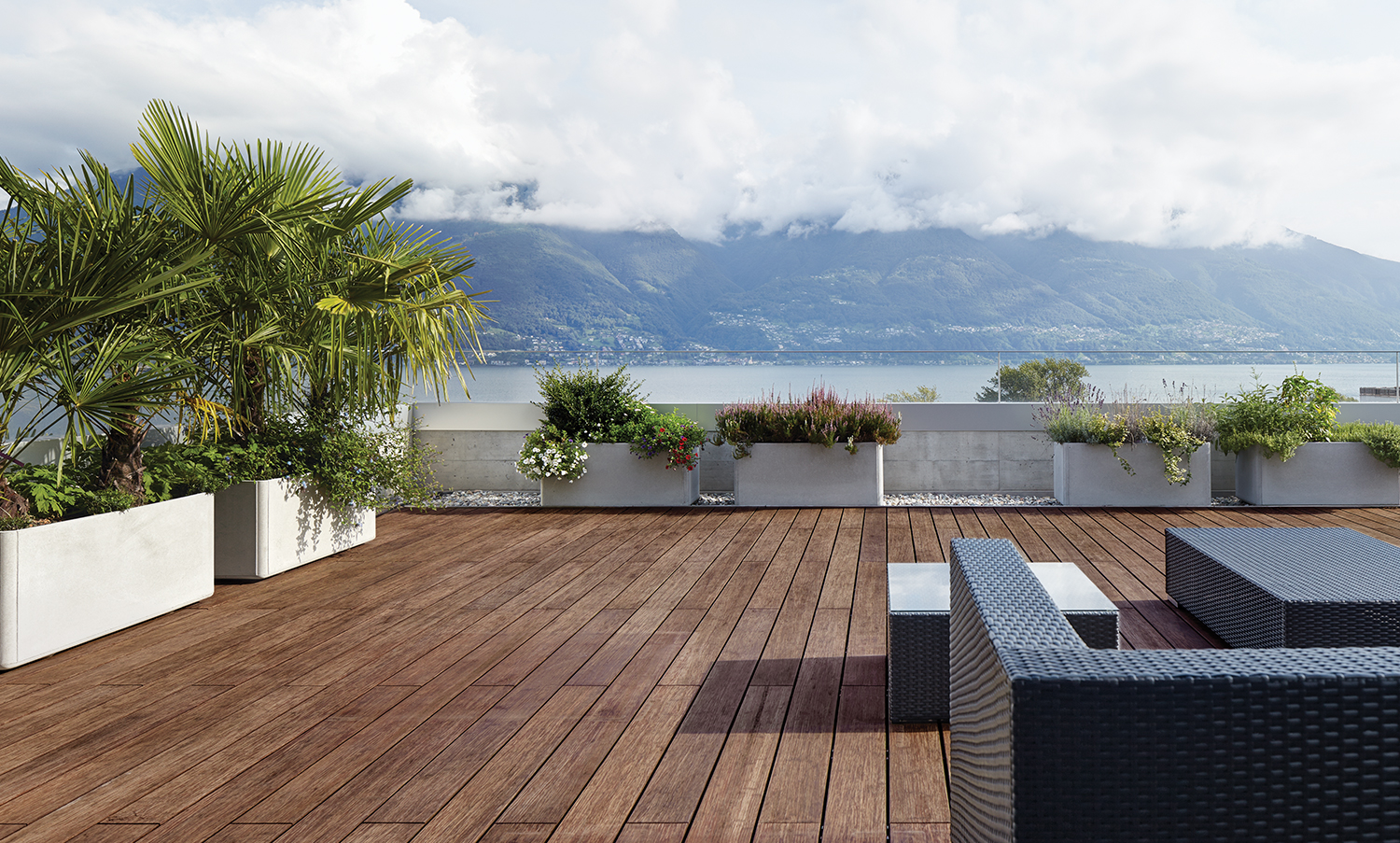 Stable, durable Composite & Timber Decking alternative – NZ wide