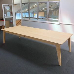 bamboo ply table