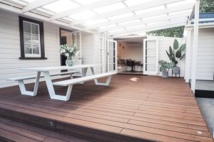 bamboo x-treme decking Nelson