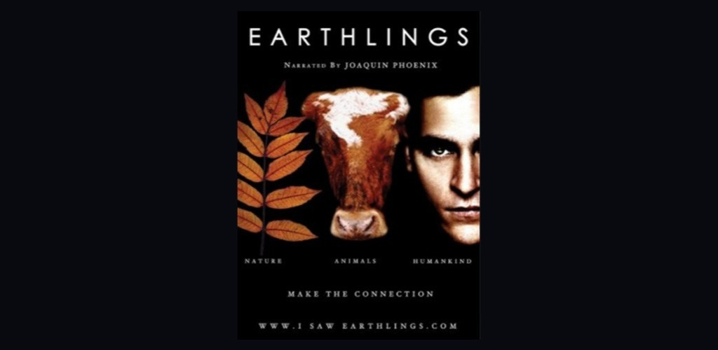 earthlings documentary graphic