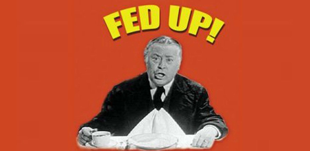 Graphic for 2002 documentary Fed Up