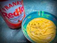 Buffalo Chik'n Hot Sauce recipe - vegan, low fat, and oil free