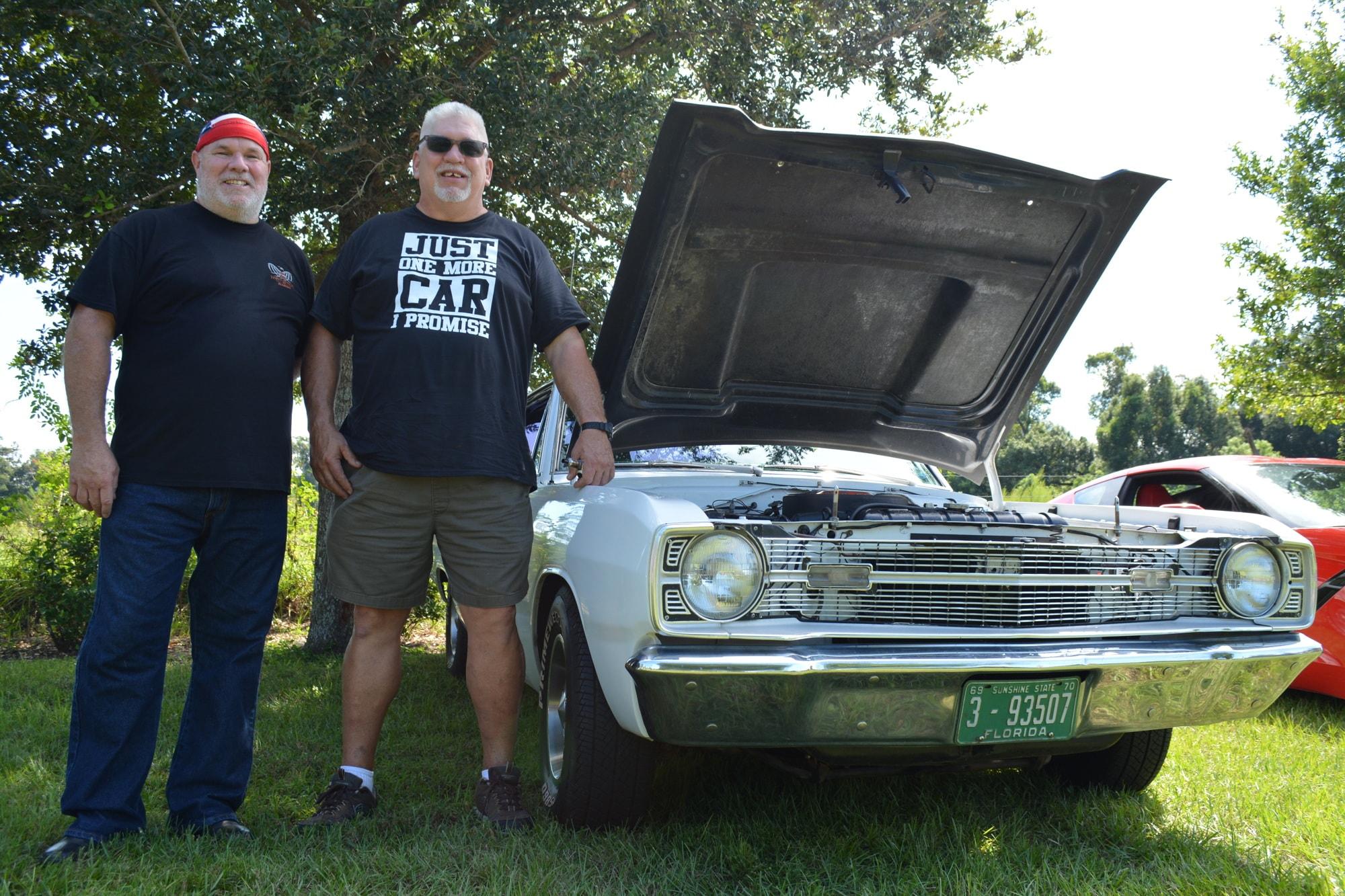 PHOTO GALLERY: Dover Rod Run Car Show 2016   Plant City Observer