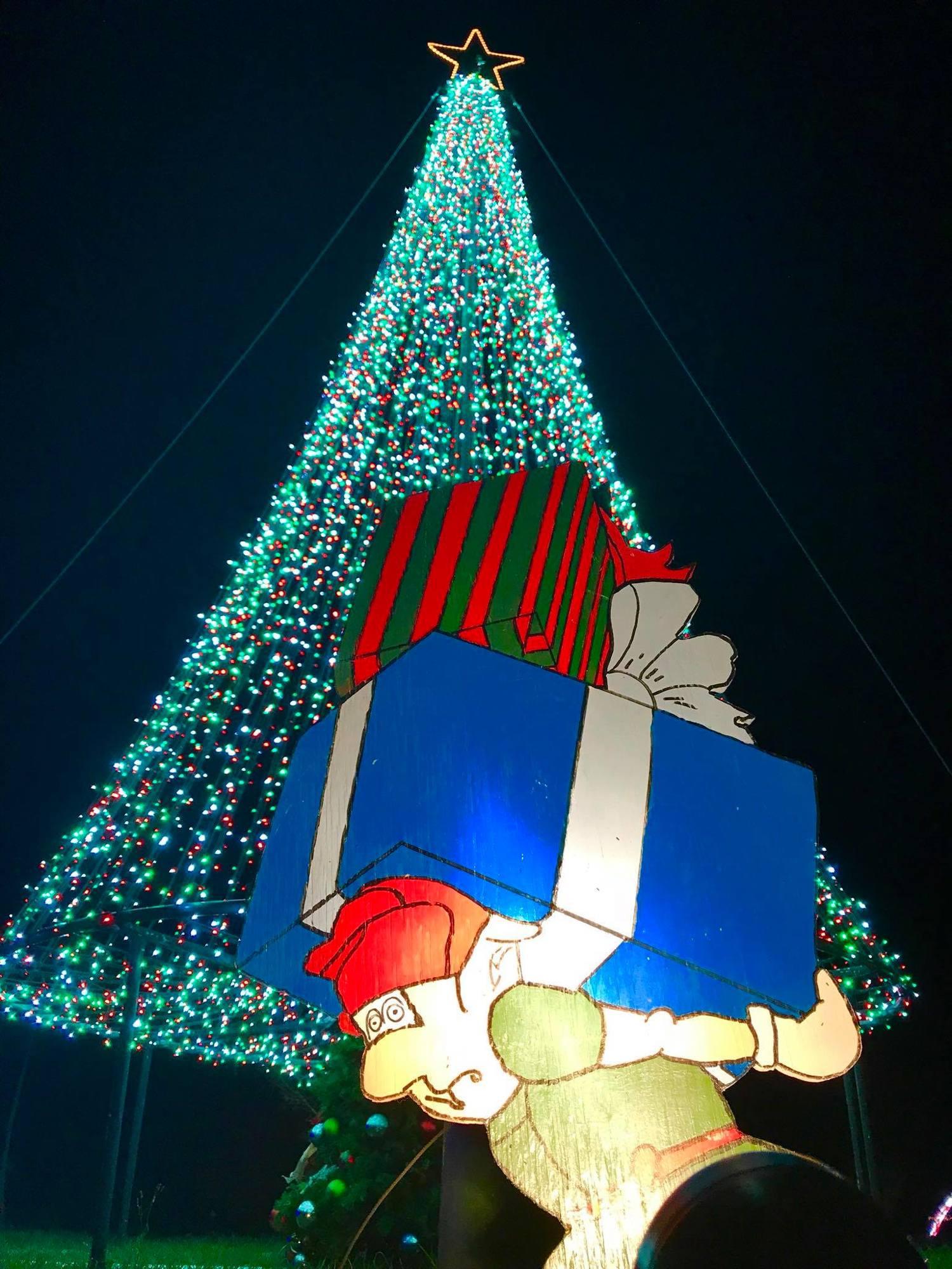 Tampa Christmas Radio Station.Twinkling Winter Wonderland Plant City Observer