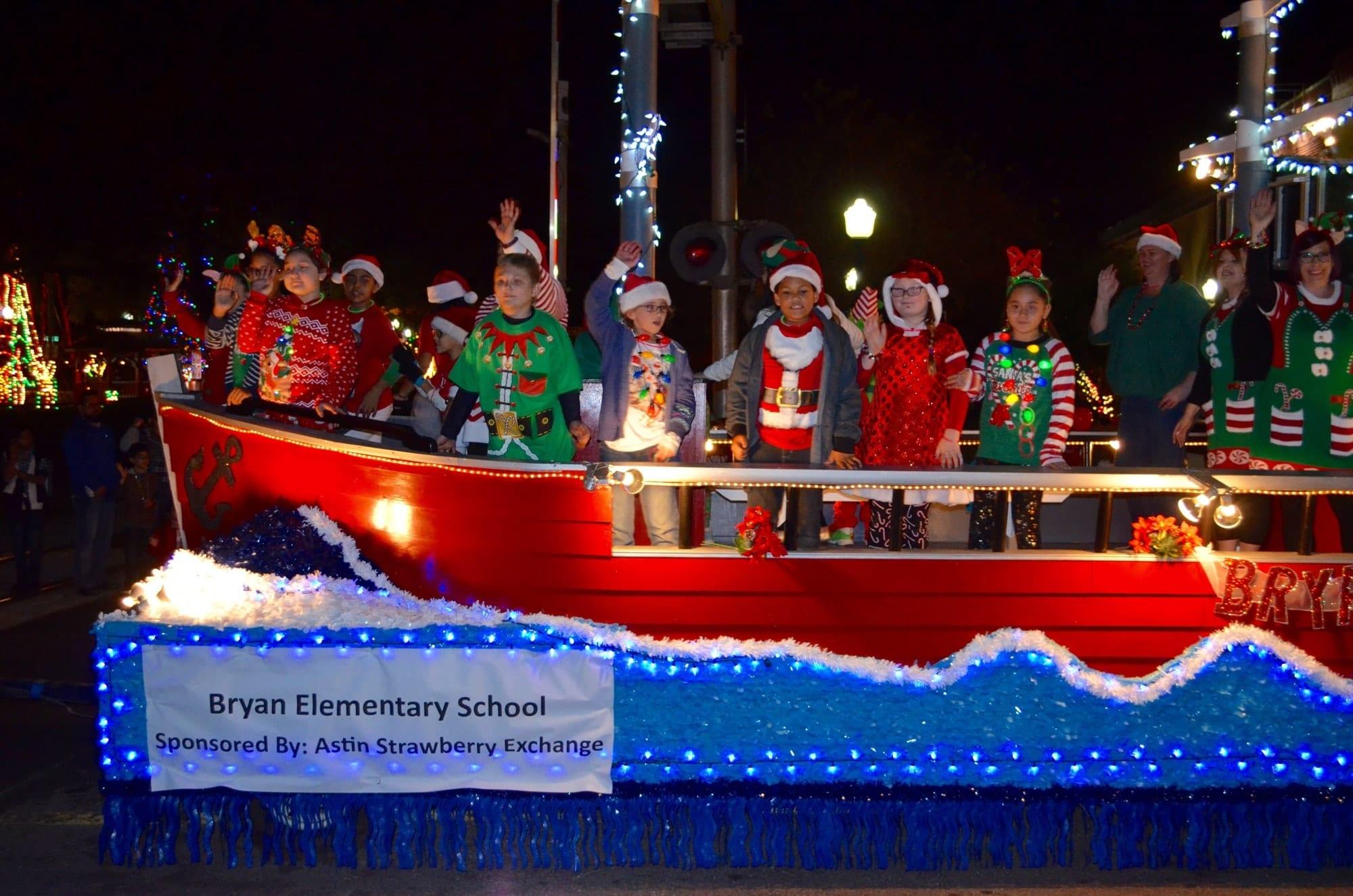 Dade City Christmas Parade 2019 Santa's jolly parade | Plant City Observer
