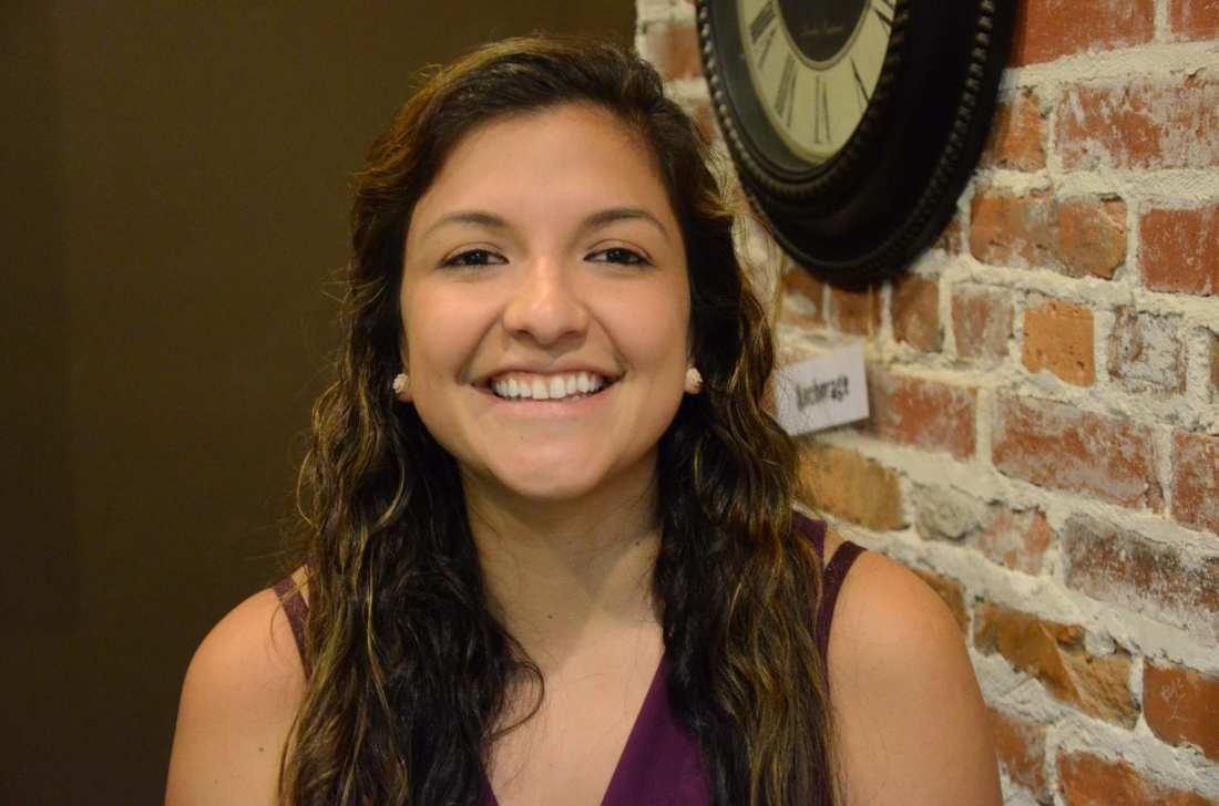 """I would travel."" — Ana Camacho, 28"