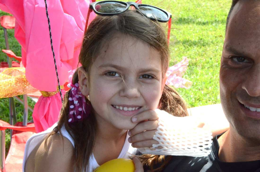 """When we went to Cape Cod and the beach. On the last day, I saw a shark."" — Ava Bikowski, 7"
