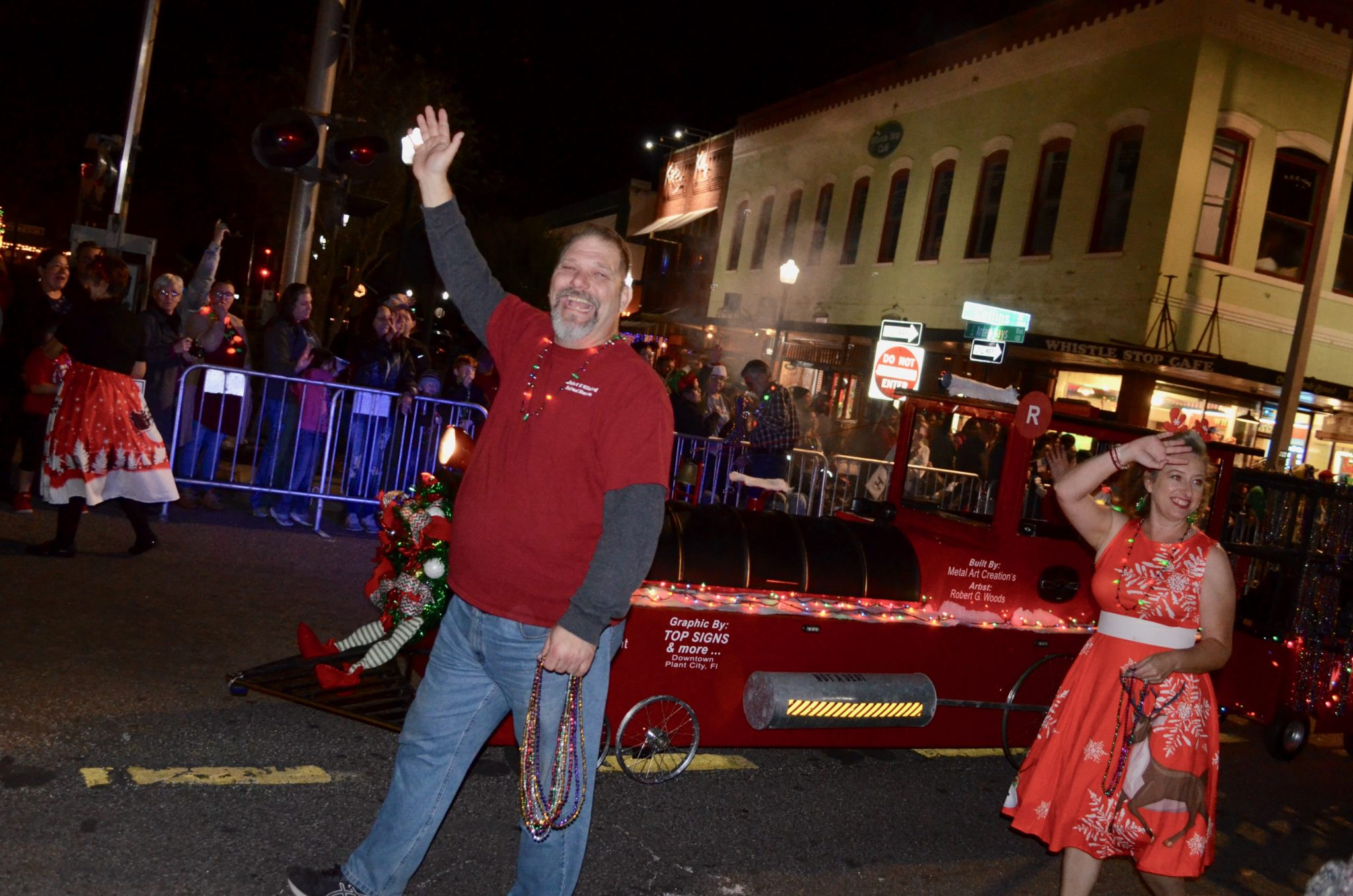 Kenneth City Fl Christmas Parade 2020 Year in Photos: December 2019 | Plant City Observer