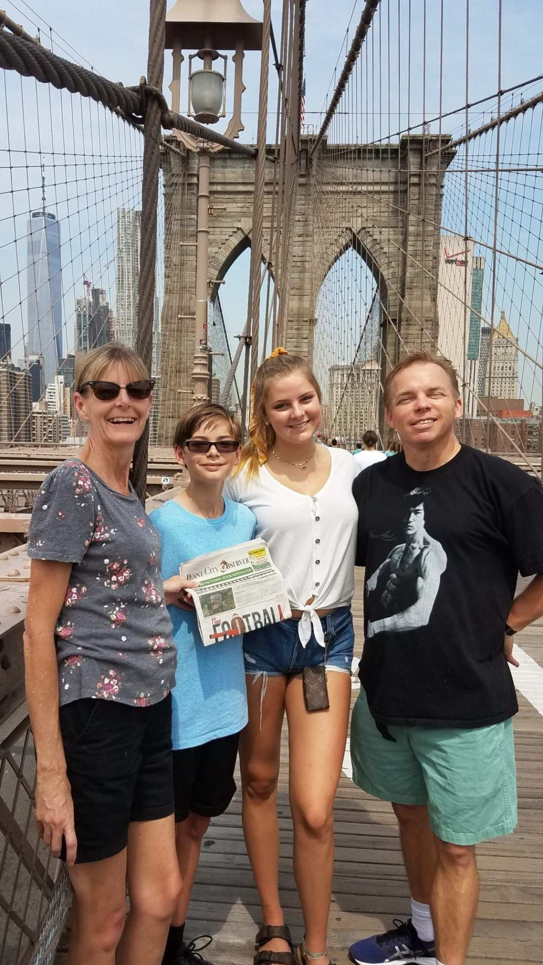 Siebenthal family - New York City