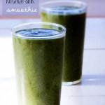 kitchen sink smoothie raw food recipe vegan plant based planted365.com planted 365 lisa viger rawon10