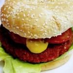 diy impossible burger 2.0 vegan gluten free make at home recipe planted365 veganosphere 10 TVP burger soy protein 9