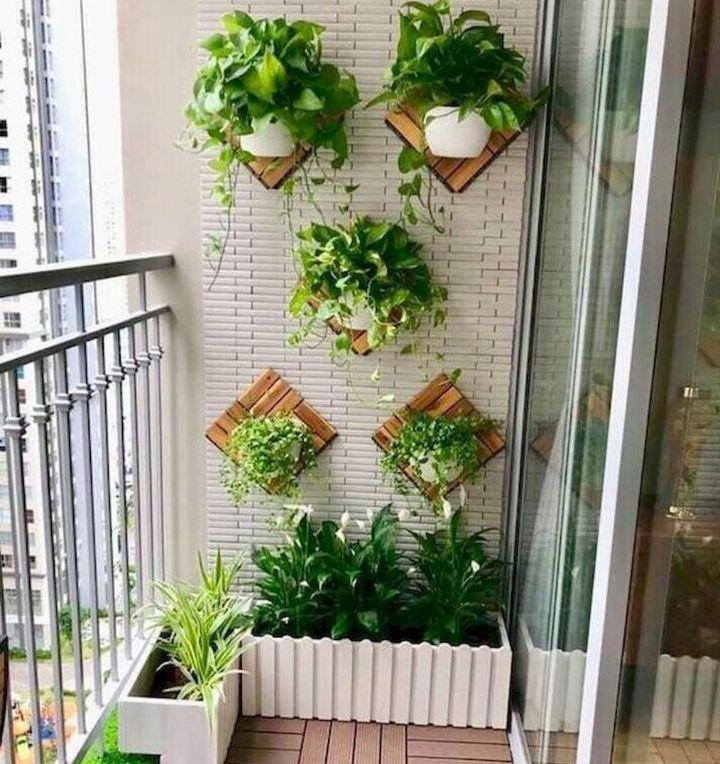 33 Great Balcony Garden Ideas Diy Balcony Garden Guide