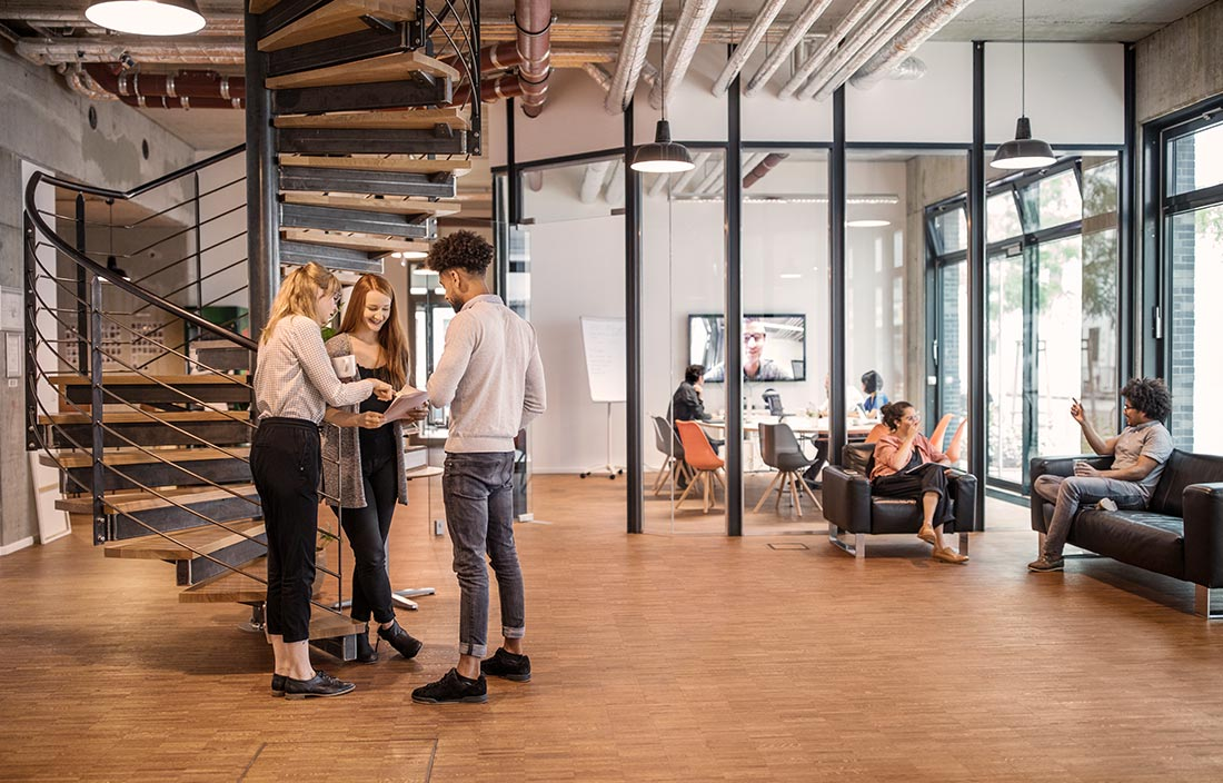 Does Your Office Space Attract And Retain Staff Explore