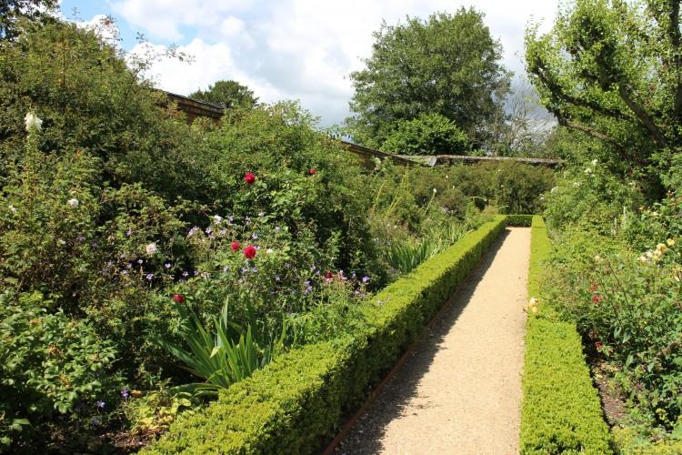 Mottisfont Abbey Gardens