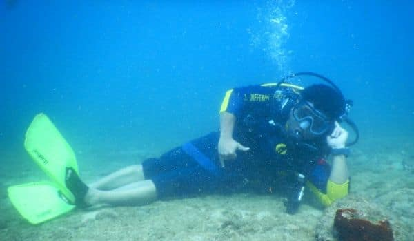 Scuba Diving at Netrani Island & South Goa - Plan The Unplanned - Featured
