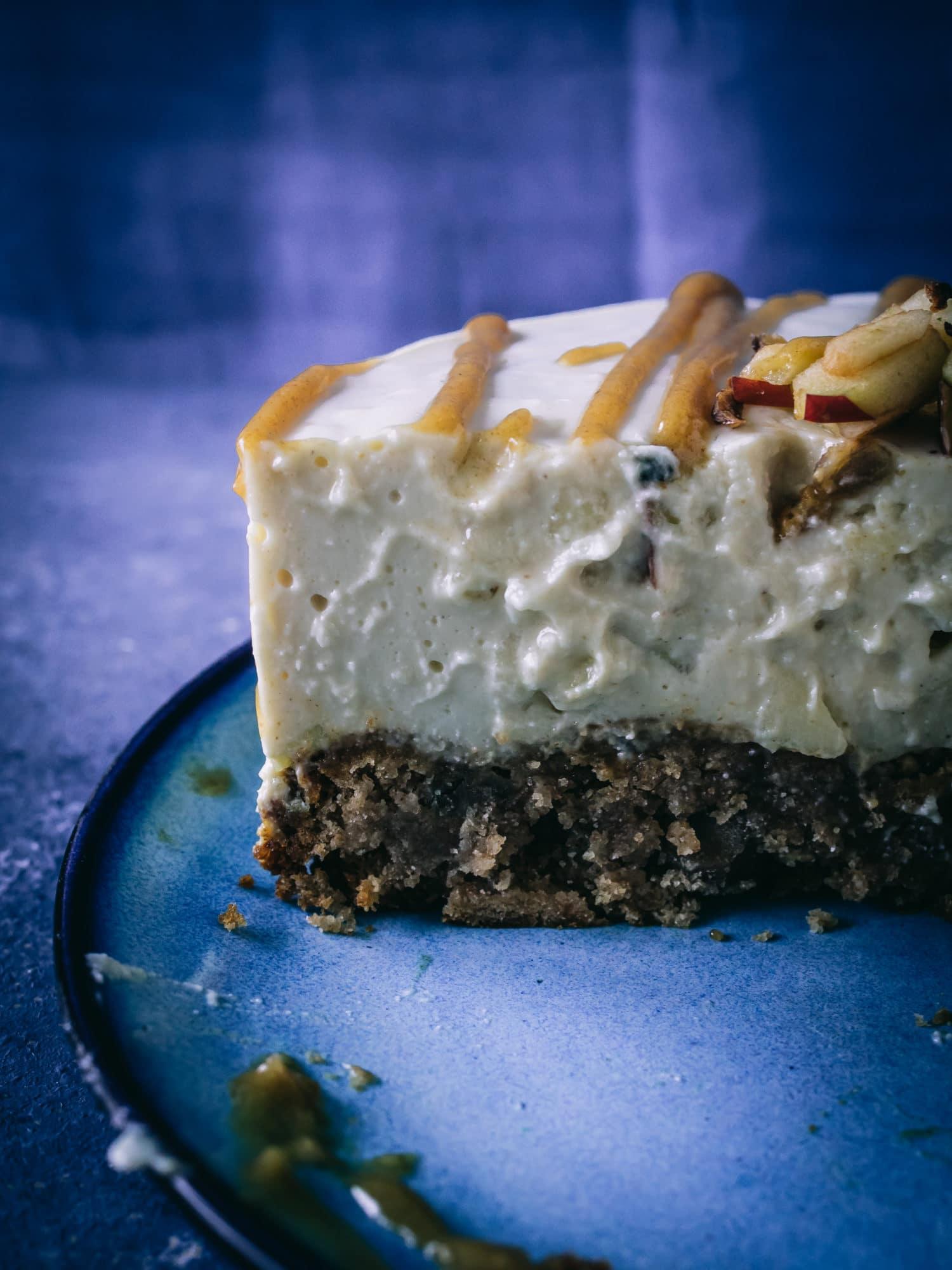 Maronen Torte