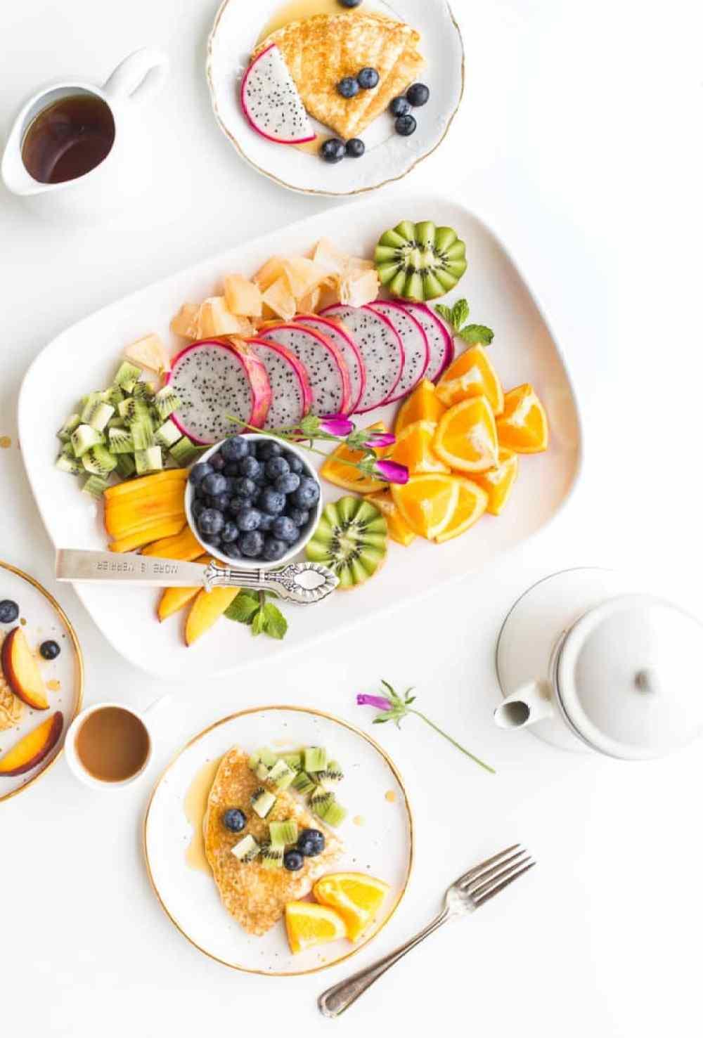 Food Diary: ein Tag voller Superfoods. Für den perfekten Start in den Frühling!