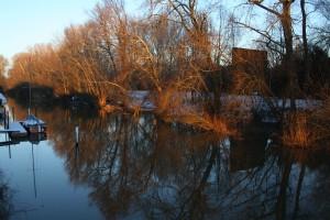 winter in Plantij