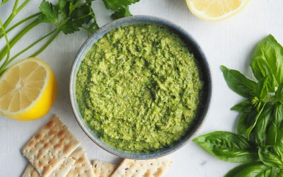 Easy Pea Pesto Recipe