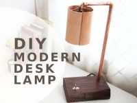 Led Desk Lamp Diy