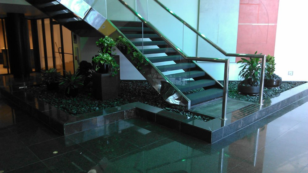 After - stairs
