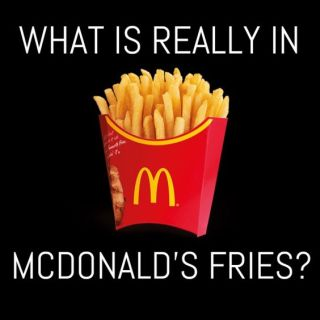 What Is Really In McDonald's Fries?
