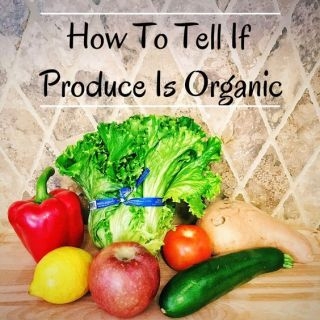 How To Tell If Produce Is Organic