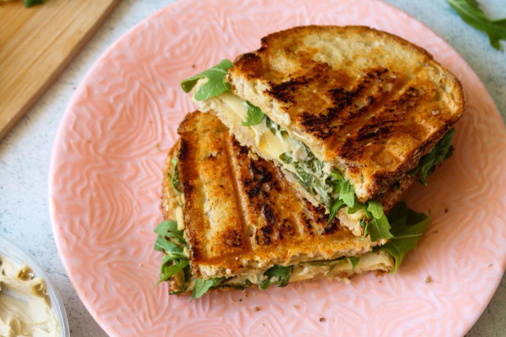 vegan panini
