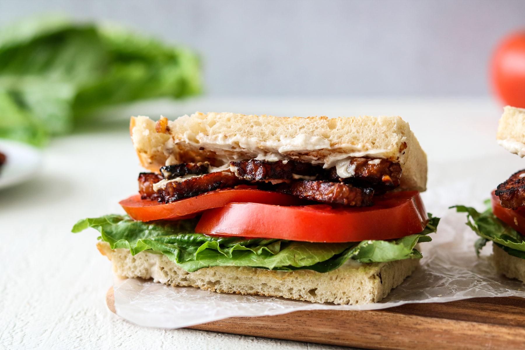 Ultimate Vegan BLT Recipe